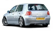 BODY KIT ESTENSIONE SPOILER SOTTO PARAURTI POSTERIORE VW GOLF IV MK4