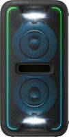 Sony - XB7 Extra Bass Audio System with Bluetooth Party Speaker - Black
