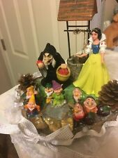 DISNEY Inspired-Snow White Cake-Topper-Party-Decoration MINING