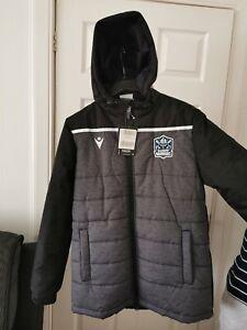 Glasgow Warriors Heavy Jacket size small