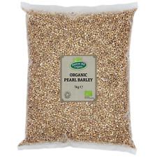 Organic Pearl Barley 1kg Certified Organic