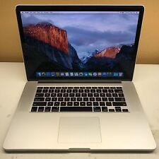 "Apple MacBook Pro Retina 15"" 2.3GHz i7 16GB 512GB MC975LL/A 2012 DUAL GRAPHICS"