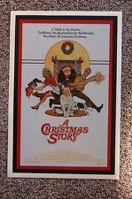 A Christmas Story Lobby Card Movie Poster