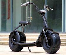 New 2000W 60V Electric Wide Fat Tire Kick Scooter Design CityCoco Bike eBike 18A