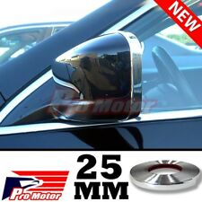 25mm 3M Chrome Molding Trim Exterior Interior Guard Lower Window Side Strip Roof