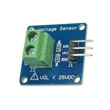 DC Voltage Sensor Module Voltage Detector Divider for Arduino DG Good Quality