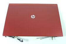"""Millones de 10.1 """"de Pantalla Led Hd Mate Para Compaq Hp Mini 5103 N455 Rojo Completo Top"""