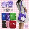 HandBag Lolita Cute Anime Canvas Transparent Itabag Women Casual Shoulder Bag