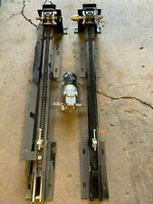 Rv Lci Slide Out Rails Klauber Motor Set Camper Travel Trailer 231226 Assembly