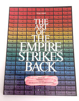Original 1980 Art of Star Wars Empire Strikes Back 1st Prt Book-166 pages-UNREAD
