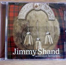NEW SEALED - JIMMY SHAND - ACCORDION FAVOURITES - Pop Folk Music CD Album