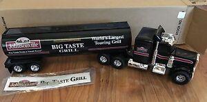 Promotional Johnsonville Brats Big Taste Grill 1:25 Model Toy Truck-Ertl-NEW