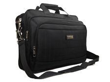 Polyester Business Work Shoulder Holdall Satchel Luggage Executive Flight Bag