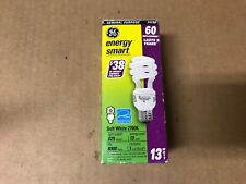 GE 74198 Energy Smart, Soft White, 13W, Spiral Light Bulb