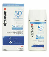 Ultrasun Anti-Pollution Face Fluid SPF50+ 40 ml NEW
