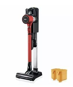 LG A905RM Cordzero A9 Charge, Cordless Stick Vacuum Cleaner RED