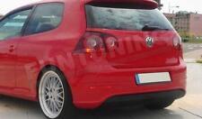 VW GOLF V 5 R32 GTI GT TDI Heckansatz R32 Look Heckschürze R-Line ED 30 Glatt