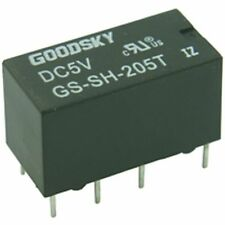 Subminiature 2A Relay DPDT 12V Coil