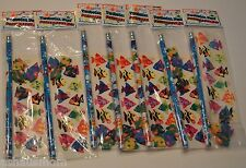 Treat Bag Sets Lot Of 7 Fish Tropical Goody Pencil Sticker Eraser Stationery