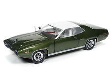 1:18 Autoworld AMM1092 Plymouth Satelite Sebring Plus 1971 Limited!! Neu & OVP