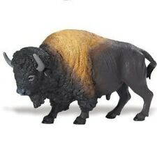 Safari Ltd 290829 Bison 13 Cm Série Animaux Sauvages