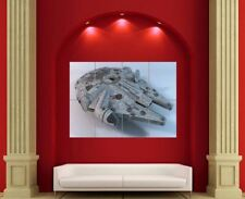 Millenium Falcon Star Wars Giant Wall Art New Poster print picture