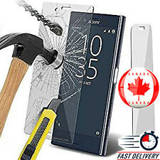 For Sony Xperia XZ1 Anti-Scratch Transparent Tempered Glass Screen Protector