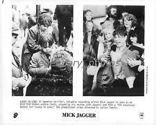 Mick Jagger   Columbia Original Music Press Photo
