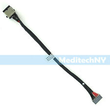 DC POWER JACK HARNESS PLUG DC-IN CABLE FOR HP EliteBook 8560W W156 8570W