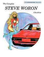 Illustration Studio The Complete Steve Woron Checklist Comic Book #1 (1990)