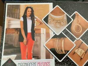 "Paparazzi -  Fashion Fix ""Magnificent Musings Collection"" April 2020"