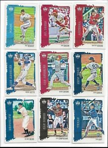 2021 Diamond Kings Baseball Base SP RC Pick Your Player Card Complete Set