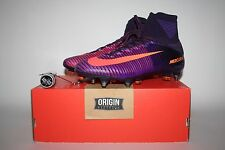 NIKE MERCURIAL SUPERFLY V SG-PRO GRAPE UK10.5/US11.5/EU45.5 BNIB 831956-585