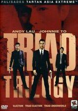 Triad Trilogy (DVD, 2012) [Very Good Condition]