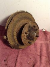 1971 - 1980 Triumph Spitfire Left Driver Side Front Spindle & Hub OEM