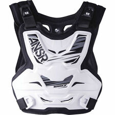 White Motorcycle Body Armour & Protectors