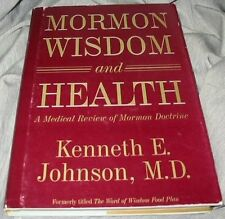 The Word of Wisdom Food Plan: A Medical Review of