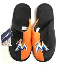 Miami Marlins Mlb Baseball Dual Colour Slippers : Medium