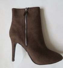 Next Boots Brown Size 6 Wide