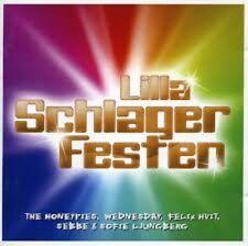 """Various - """"Lilla Schlagerfesten"""" - 2004 - CD Album"""