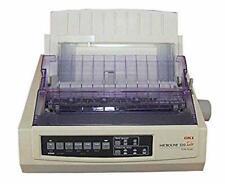 BRAND NEW SEAL - OKI Data 62411601 Microline 320T 9-Pin Turbo Dot Matrix Printer