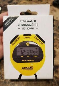 MARATHON Adanac 4000 Digital Stopwatch Timer with Jumbo Display