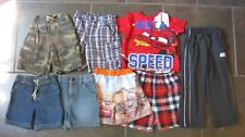 Sz 3T Toddler Boys Clothing Lot~Jean/Camo/Swim Shorts~Disney Cars~Nike Pants+