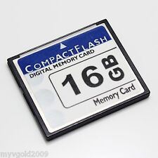 16GB CompactFlash CF Card Type I Generic, CF Memory Card 16GB