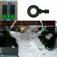 10Pcs Biochemical Bio Sponge Foam Fry Aquarium Fish Tank H8X1 Head Double