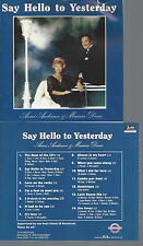 CD--ANNI ANDERSON MAURICE DEAN --SAY HELLO TO YESTERDAY