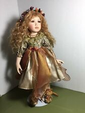 Fairy Limited Edition Porcelain Doll Show Stoppers Florence Maranuk #1844/2500