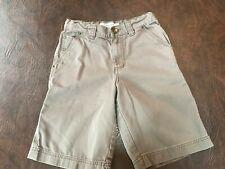 Boy's Size 8 Cherokee Carpenter Fit Shorts Gray