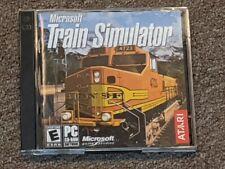 Microsoft Train Simulator PC