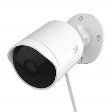 YI Outdoor IP Camera Wireless 1080P HD Home Security Camera Weatherproof Bullet